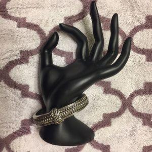Jewelry - Heavy Metal Studded Bracelet